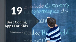 Best coding apps for kids to learn coding feature image