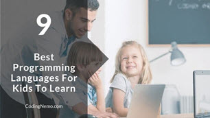 Best Programming Language For Kids to learn features