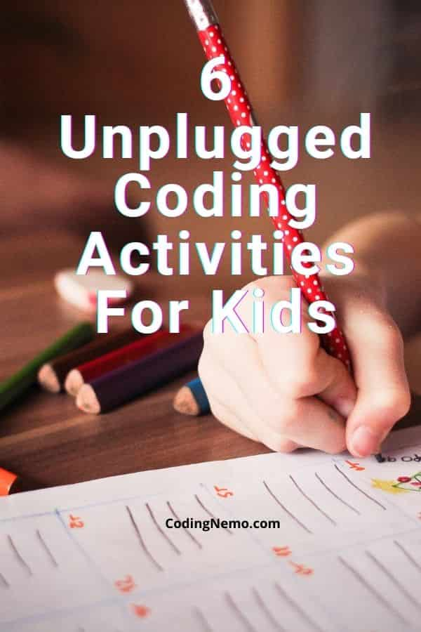 6 Unplugged Coding Activities For Kids