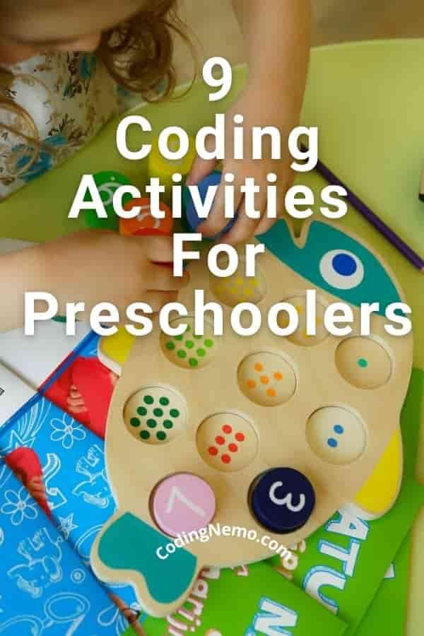 9 Coding Activities For Preschoolers