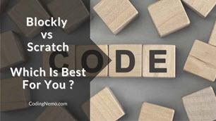 Blockly vs Scratch