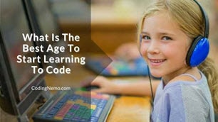 Best Age to learn coding