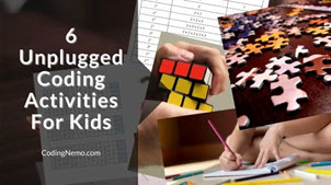 Unplugged coding Activities for kids
