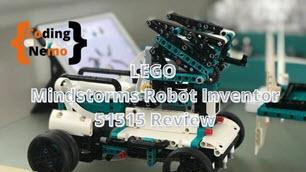 LEGO 51515 Mindstorms Robot Inventor review