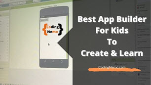 best app builder for kids to learn and create