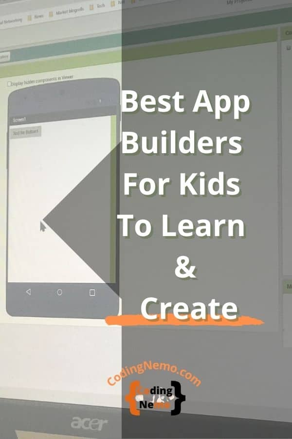 Best App Builders For Kids