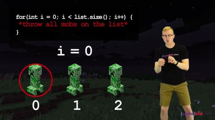 Codakid - Minecraft programming