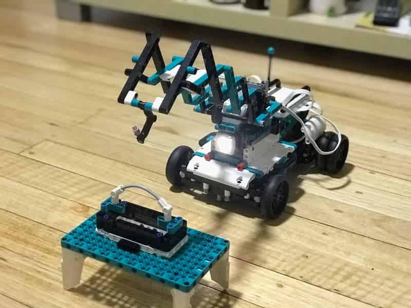 Mindstorms Robot Inventor 51515 - M.V.P Crane