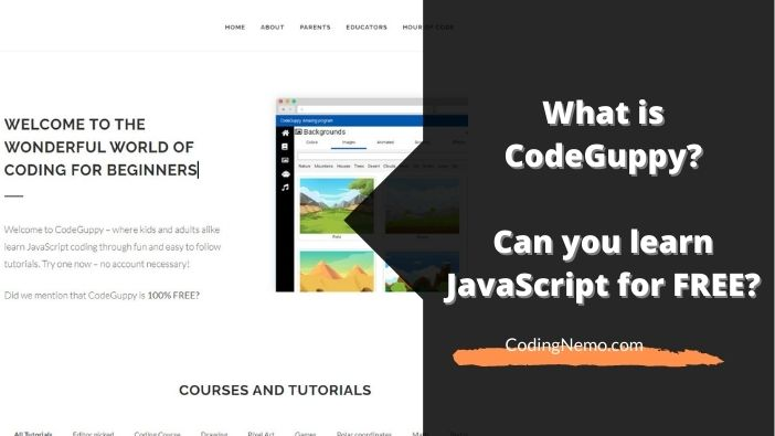 What is CodeGuppy?
