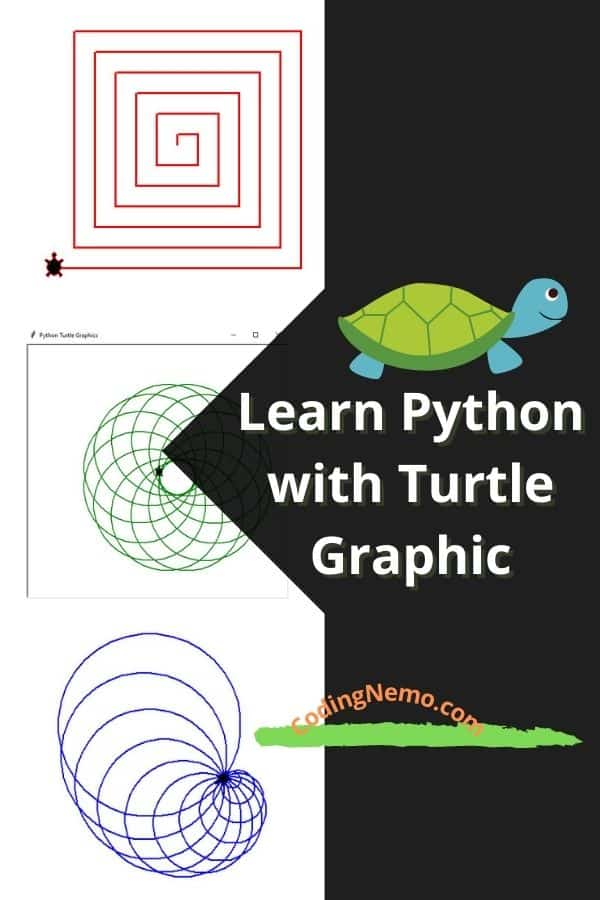 what is Python Turtle?